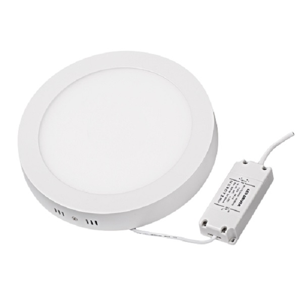 12w led panel Surface light round shape