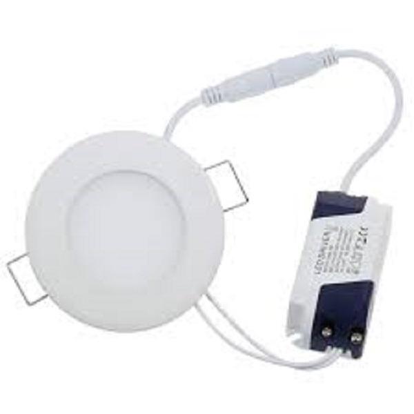 12w panel led ceiling light round shape