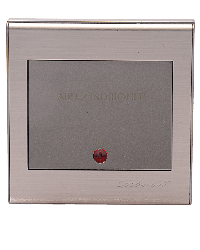 Goodman Aircondition Switch 20A Elite Mettalic