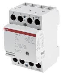 ABB CONTACTOR  ESB40-40   4 pole