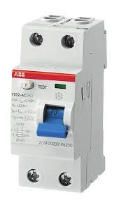ABB F202A-40 0.03  2P
