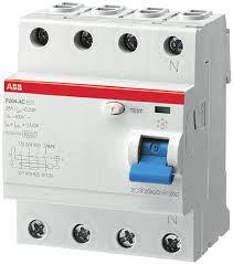 ABB F204A-63 0.3 4P