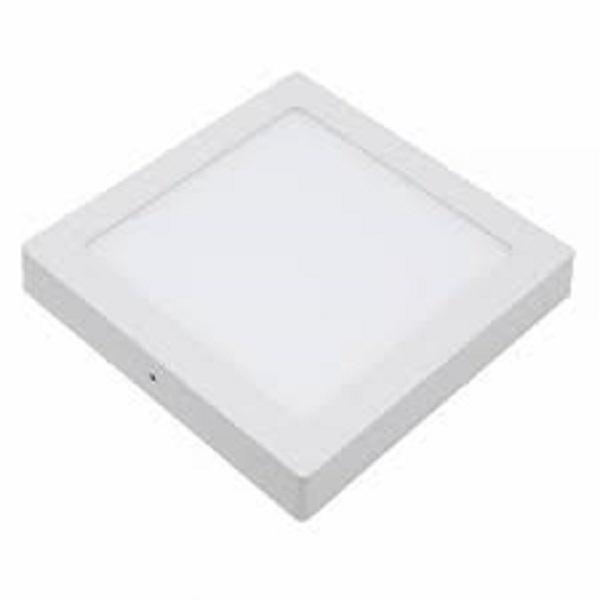 12w led panel surface light square shape