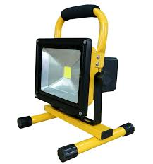 Rechargeable LED FLOODLIGHT  10w